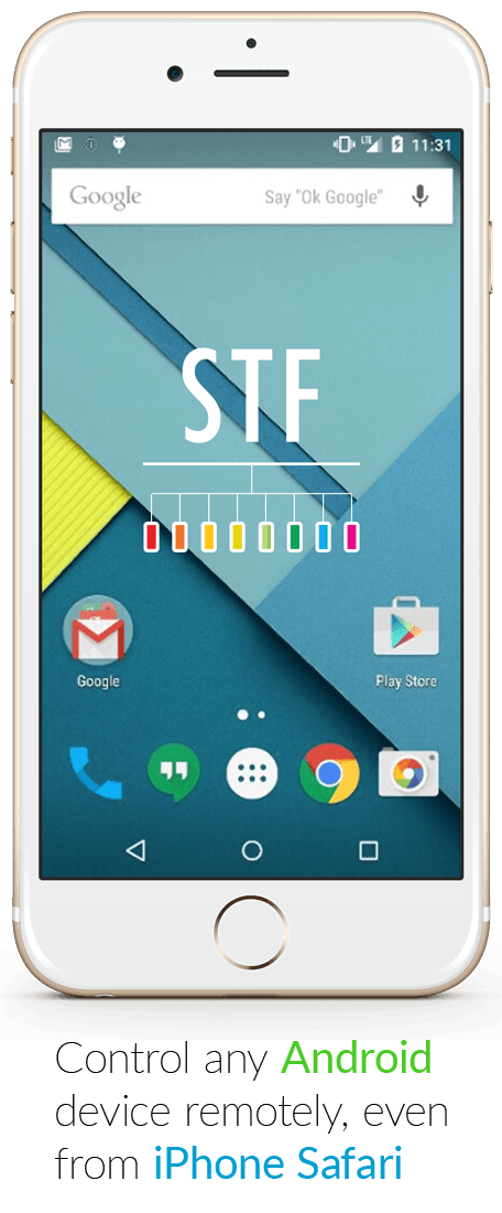 STF | Smartphone Test Farm